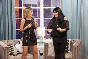 Behind The Scenes: Renee Graziano Gets Down To Drake!
