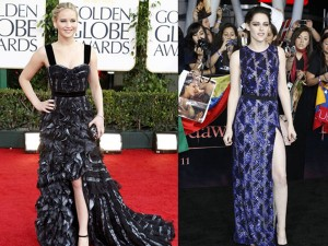How To Get Red Carpet Looks Like Jennifer Lawrence and Kristen Stewart