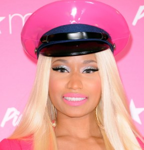 Fashion Friday: Get Nicki Minaj's Fierce Lips