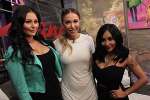 Snooki and JWoww Talk Babies and Their Sex Lives