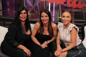 'Mob Wives' Stars Big Ang And Drita Talk Big Drama