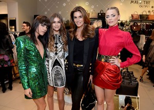Shopping With The Stars: Balmain For H&M