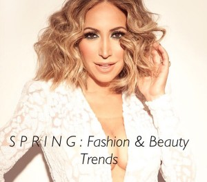 2016 Spring Fashion Trends: What To Wear and How To Style