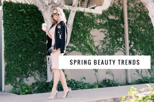 Spring Beauty Trends: Hair and Makeup Tips and Tutorial